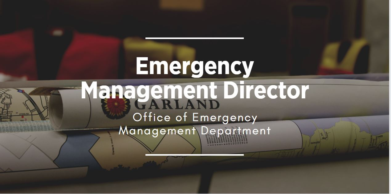 Emergency Management Director Position