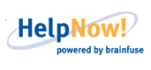 Brainfuse - Help Now logo